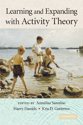 Learning and Expanding with Activity Theory (Paperback)