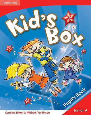 Kid's Box Junior a Pupil's Book Greek Edition (Paperback)