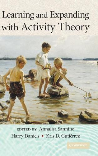 Learning and Expanding with Activity Theory (Hardback)