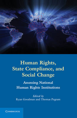 Human Rights, State Compliance, and Social Change: Assessing National Human Rights Institutions (Hardback)