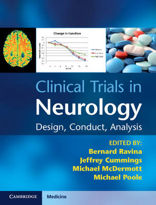 Clinical Trials in Neurology: Design, Conduct, Analysis (Hardback)