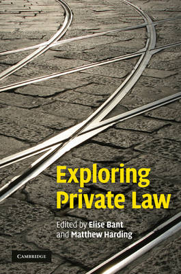 Exploring Private Law (Hardback)