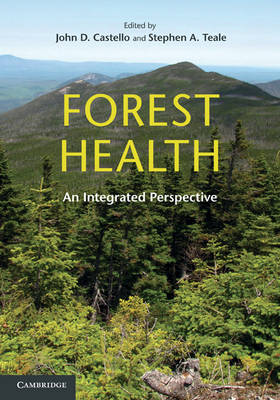 Forest Health: An Integrated Perspective (Hardback)
