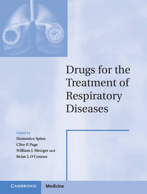 Drugs for the Treatment of Respiratory Diseases (Hardback)