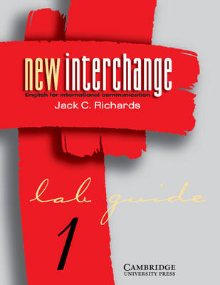 New Interchange 1 Lab guide: English for International Communication (Paperback)