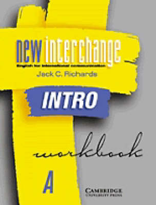 New Interchange Intro Workbook A: English for International Communication (Paperback)