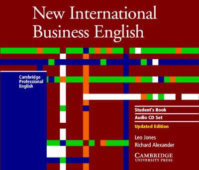 New International Business English Student's Book Audio CD Set (3 CDs) (CD-Audio)
