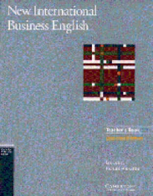 English For Business Communication Teachers Book