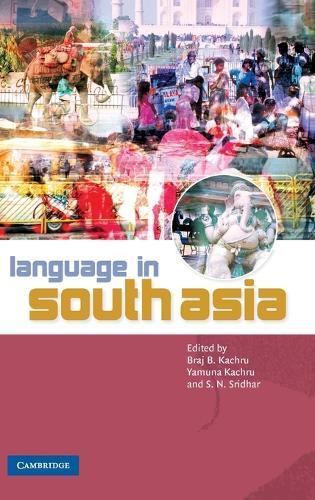 Language in South Asia (Hardback)