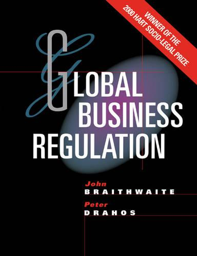 Global Business Regulation (Paperback)