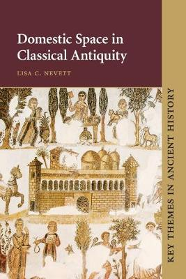 Domestic Space in Classical Antiquity - Key Themes in Ancient History (Paperback)