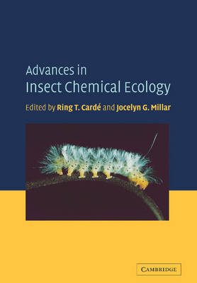 Advances in Insect Chemical Ecology (Hardback)