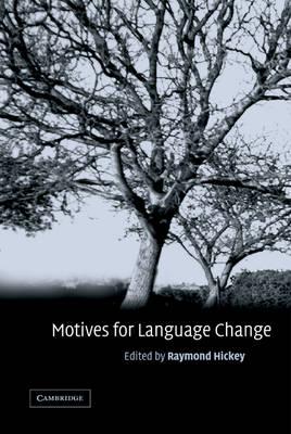 Motives for Language Change (Hardback)