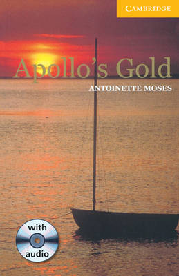 Apollo's Gold Level 2 Book with Audio CD Pack: Level 2 - Cambridge English Readers