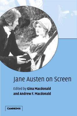 On Screen: Jane Austen on Screen (Paperback)