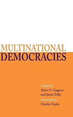 Multinational Democracies (Hardback)