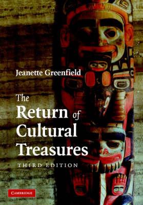 The Return of Cultural Treasures (Hardback)