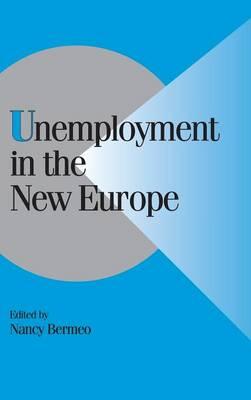 Unemployment in the New Europe - Cambridge Studies in Comparative Politics (Hardback)