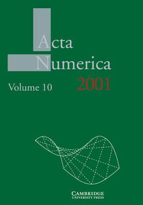 Acta Numerica 2001: Volume 10 - Acta Numerica 10 (Hardback)