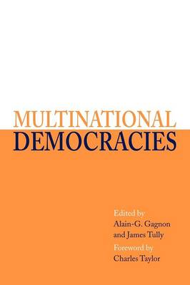 Multinational Democracies (Paperback)