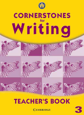 Cornerstones for Writing Year 3 Teacher's Book - Cornerstones (Paperback)