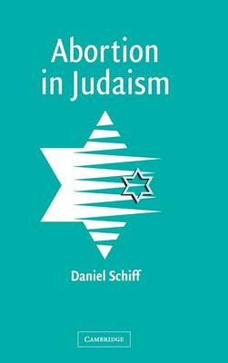 Abortion in Judaism (Hardback)