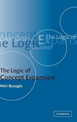 The Logic of Concept Expansion (Hardback)
