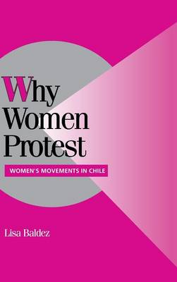 Cambridge Studies in Comparative Politics: Why Women Protest: Women's Movements in Chile (Hardback)
