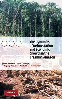 The Dynamics of Deforestation and Economic Growth in the Brazilian Amazon (Hardback)