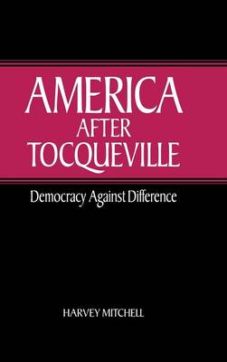America after Tocqueville: Democracy against Difference (Hardback)