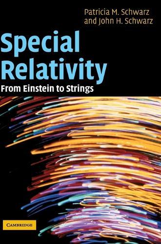 Special Relativity: From Einstein to Strings (Hardback)