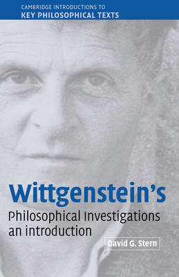 Cambridge Introductions to Key Philosophical Texts: Wittgenstein's Philosophical Investigations: An Introduction (Hardback)
