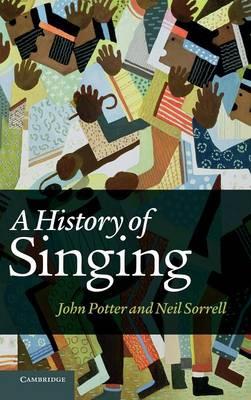 A History of Singing (Hardback)