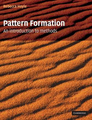 Pattern Formation: An Introduction to Methods (Hardback)