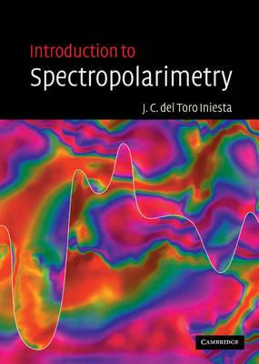 Introduction to Spectropolarimetry (Hardback)