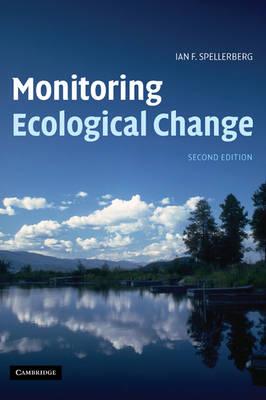 Monitoring Ecological Change (Hardback)