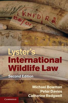 Lyster's International Wildlife Law (Hardback)