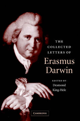 The Collected Letters of Erasmus Darwin (Hardback)