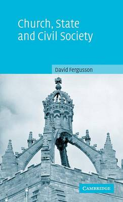 Church, State and Civil Society (Hardback)
