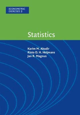 Econometric Exercises: Statistics Series Number 2 (Hardback)
