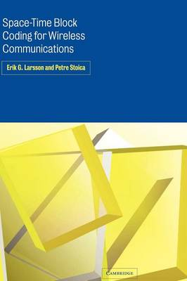 Space-Time Block Coding for Wireless Communications (Hardback)