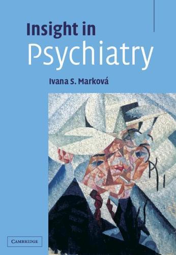 Insight in Psychiatry (Hardback)