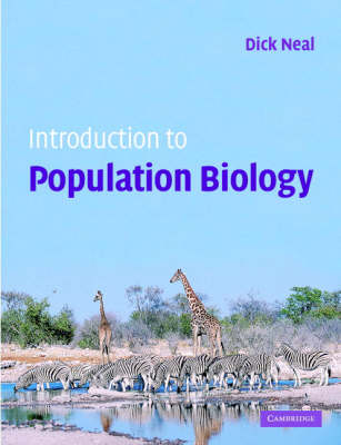 Introduction to Population Biology (Hardback)