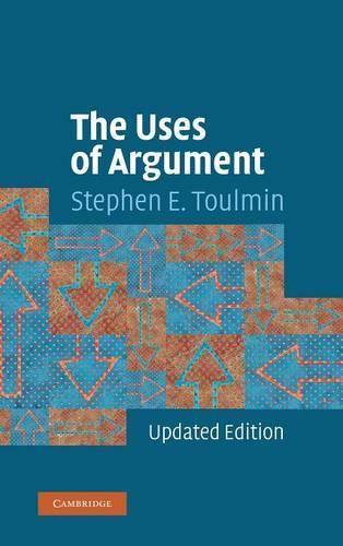 The Uses of Argument (Hardback)