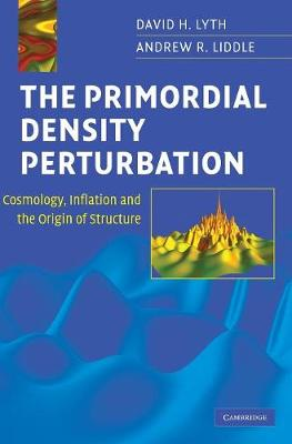 The Primordial Density Perturbation: Cosmology, Inflation and the Origin of Structure (Hardback)