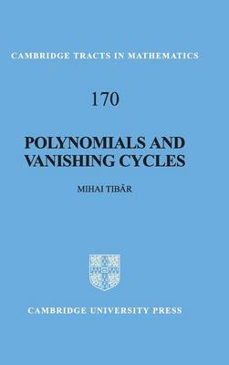 Polynomials and Vanishing Cycles - Cambridge Tracts in Mathematics 170 (Hardback)