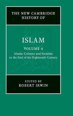 The New Cambridge History of Islam - The New Cambridge History of Islam 6 Volume Set (Hardback)