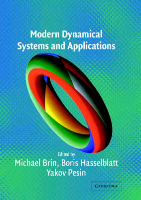 Modern Dynamical Systems and Applications (Hardback)