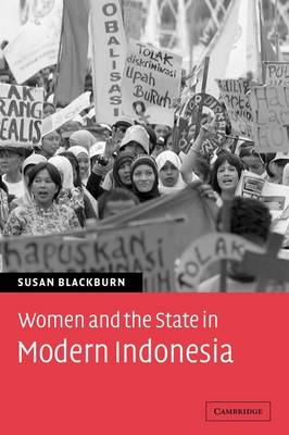 Women and the State in Modern Indonesia (Hardback)