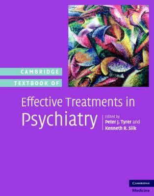 Cambridge Textbook of Effective Treatments in Psychiatry (Hardback)